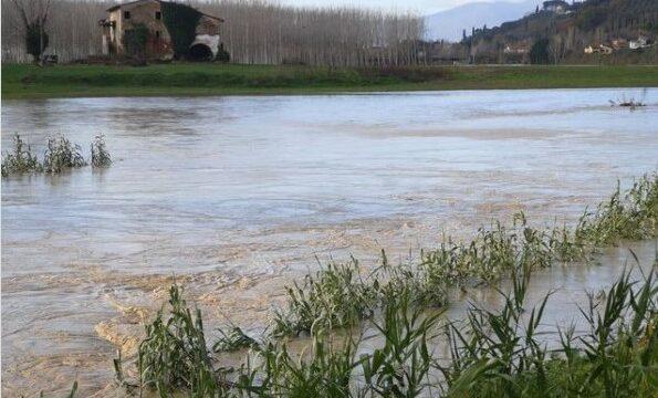 Monitoraggio livello fiume Arno
