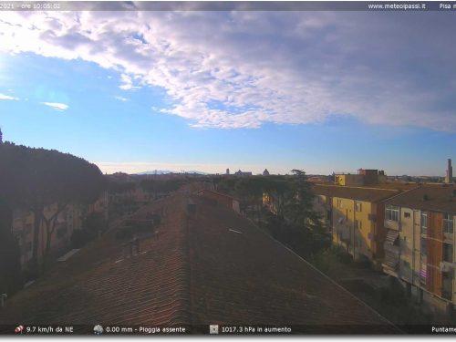 Webcam Toscana Sud-Ovest